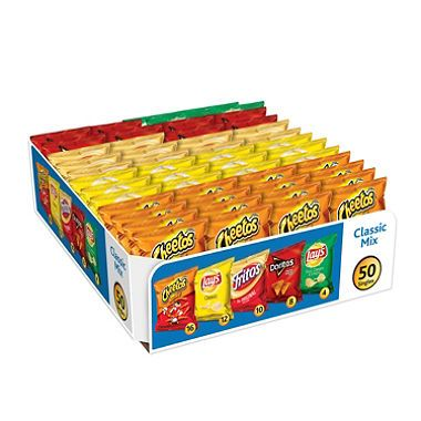 Frito Lay variety classic pack